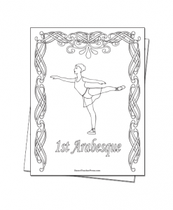 Arabesque Coloring Sheets