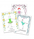Learn Ballet Coloring Sheets