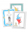 Boys Dance Coloring Sheets