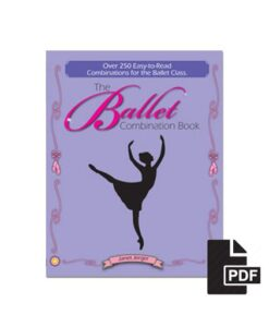The Ballet Combination Book - Digital